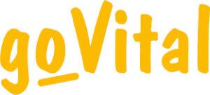goVital-Schriftzug